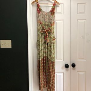 Matilda Jane Dresses - Matilda Jane Serendipity Salsa Maxi Dress Size M